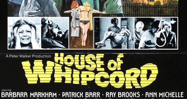 House of Whipcord Daily Grindhouse LITTLE MISS RISKS DUNGEON HOUSE OF WHIPCORD