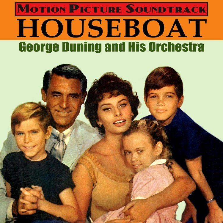 Houseboat (film) Houseboat with Cary Grant and Sophia Loren in 1958 The 1950s
