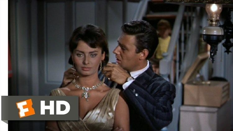Houseboat (film) Houseboat 89 Movie CLIP Angelo Gets Cold Feet 1958 HD YouTube