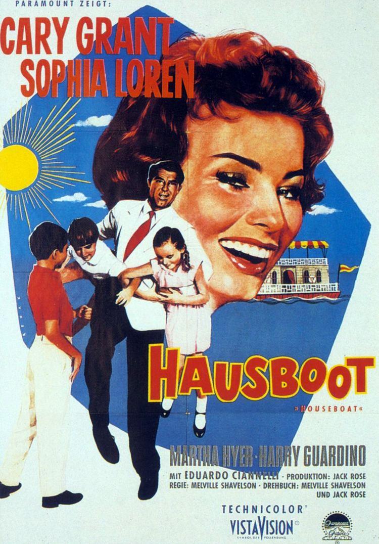 Houseboat (film) Houseboat