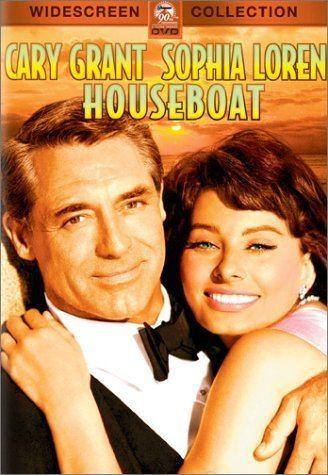 Houseboat (film) Amazoncom Houseboat Cary Grant Sophia Loren Martha Hyer Harry