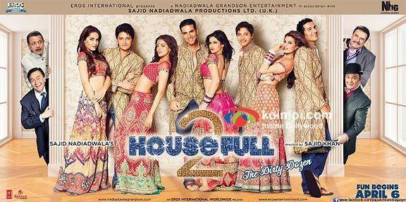 Housefull 2 Housefull 2 Makes Rs 100 Crore In 17 Days Koimoi