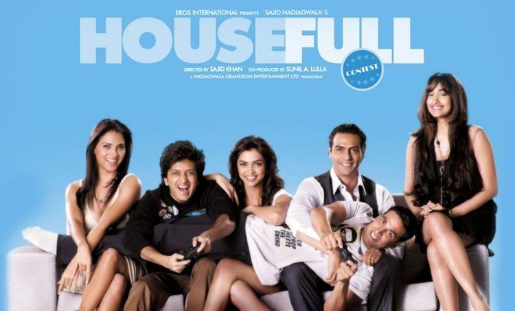 Housefull 2010 Full Hindi Movie Watch Online DVD HD Print Download