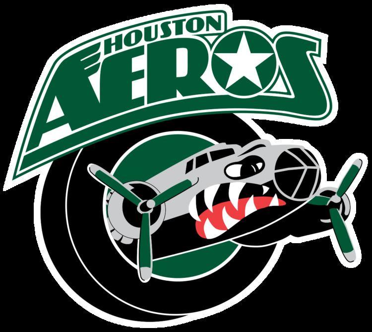 Houston Aeros (1994–2013) Houston Aeros 19942013 Wikipedia