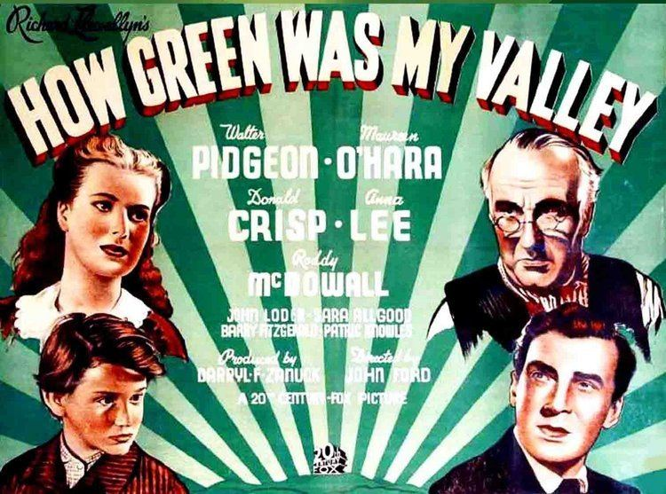 How Green Was My Valley (film) How Green Was My Valley White City Cinema