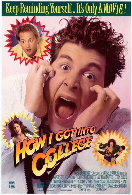 How I Got into College All Movie Posters and Prints for How I Got Into College JoBlo Posters