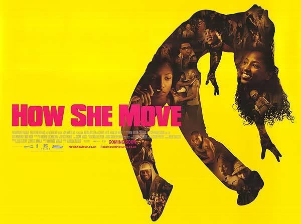 How She Move How She Move movie posters at movie poster warehouse moviepostercom