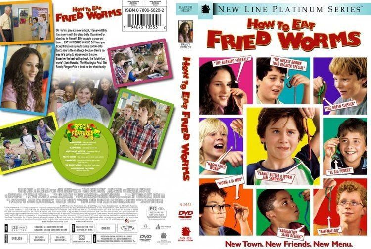 How to Eat Fried Worms (film) How To Eat Fried Worms Movie Special Offers