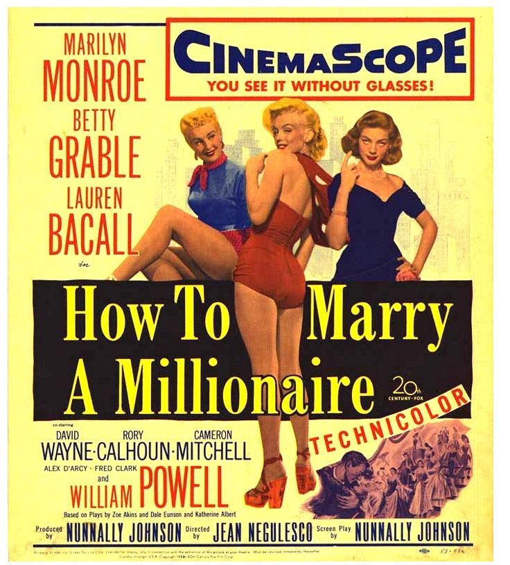 How to Marry a Millionaire How to Marry a Millionaire 1953