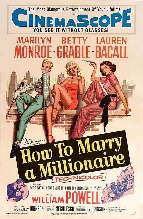 How to Marry a Millionaire t3gstaticcomimagesqtbnANd9GcTWi1CyMopklZmRj