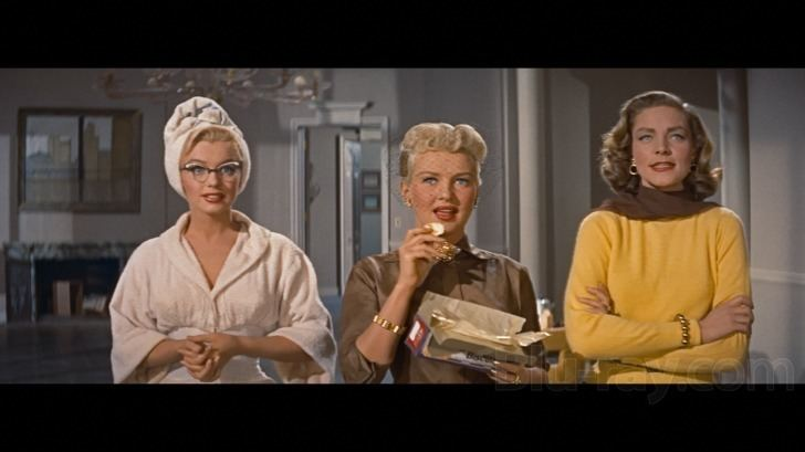 How to Marry a Millionaire How to Marry a Millionaire Bluray