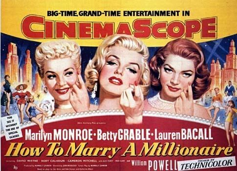 How to Marry a Millionaire How To Marry A Millionaire Soundtrack details SoundtrackCollectorcom