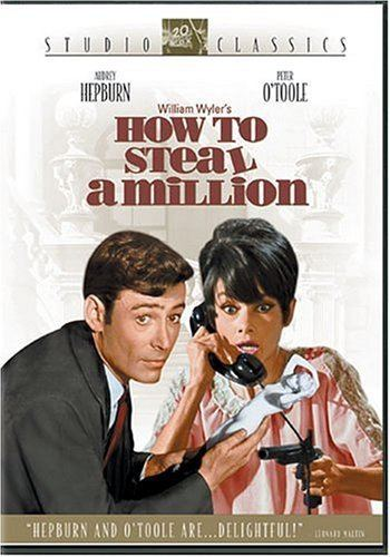 How to Steal a Million Amazoncom How to Steal a Million Audrey Hepburn Peter OToole