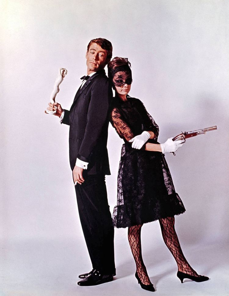 How to Steal a Million Audrey Hepburn How to steal a million 1966 starring Peter OToole