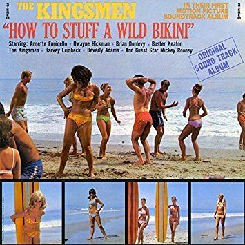 How to Stuff a Wild Bikini Various How To Stuff A Wild Bikini Original Stereo Soundtrack