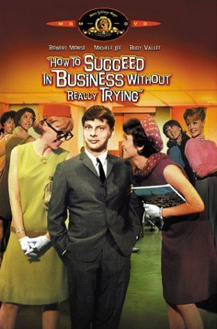 How to Succeed in Business Without Really Trying (film) Amazoncom How to Succeed in Business Without Really Trying Robert