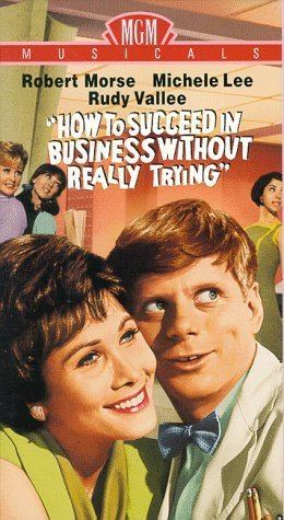 How to Succeed in Business Without Really Trying (film) Amazoncom How to Succeed in Business Without Really Trying VHS