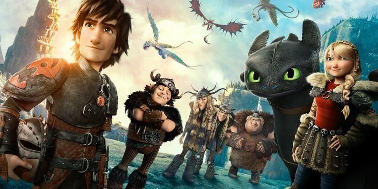 How to Train Your Dragon (franchise) screenrantcomwpcontentuploadshowtrainyourd