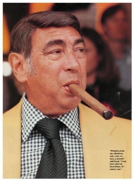 Howard Cosell 43 best sports broadcasters images on Pinterest Muhammad ali