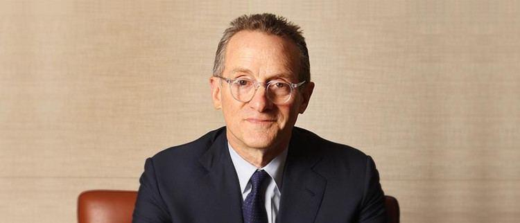 Howard Marks (investor) Investor Howard Marks on Luck Risks and the Job that Got