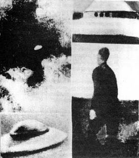 Howard Menger UFO FYI UFO FYI The Contactee Files Howard and Connie Menger