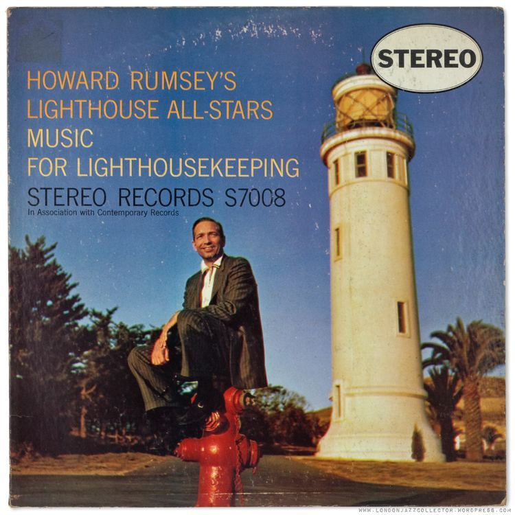 Howard Rumsey Howard Rumsey39s Lighthouse AllStars 1956 Stereo Records