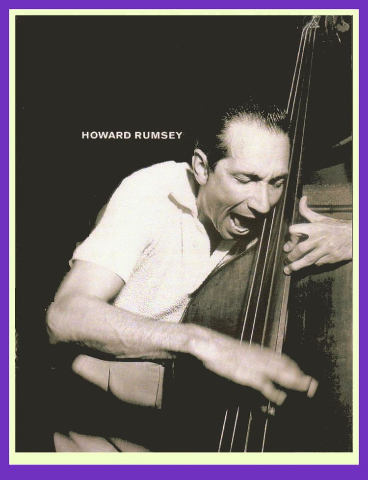 Howard Rumsey Jazz Profiles Howard Rumsey Founding Father of West