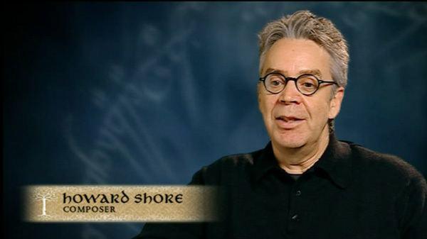 Howard Shore Cameos and Special Extras