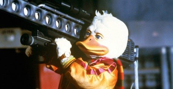 Howard the Duck 16 Things You Never Knew About 39Howard the Duck39 Moviefone