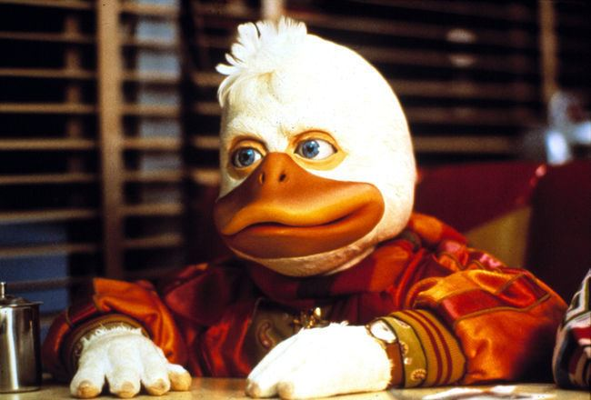 Howard the Duck Is Howard the Duck ready for a comeback Edson Leader