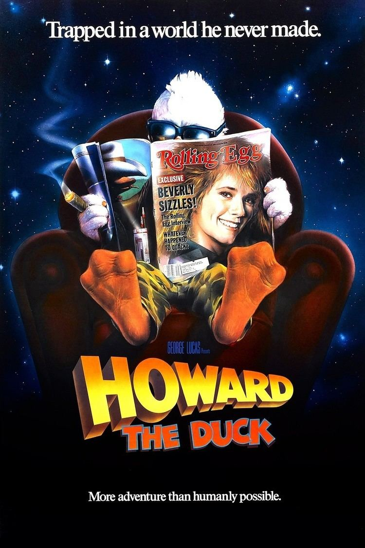 Howard the Duck (film) howard the duck movie Misantropey