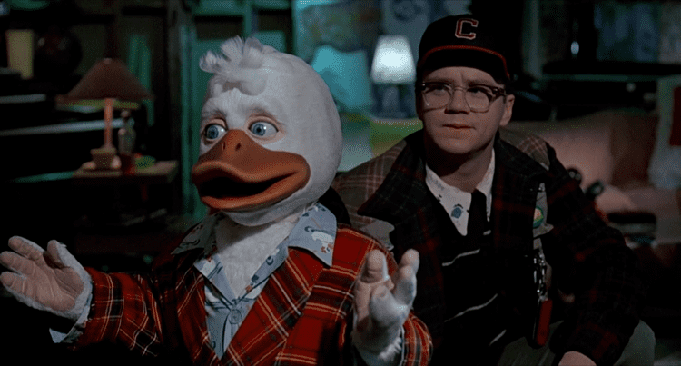 Howard the Duck (film) Breaking Tim Robbins in Talks to Return for HOWARD THE DUCK Sequel