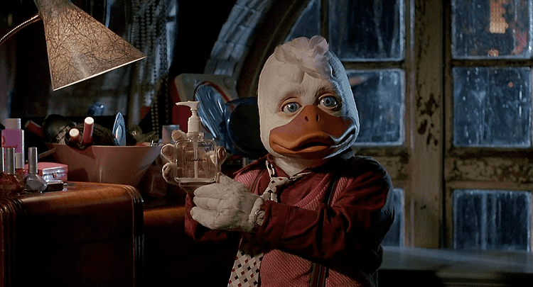 Howard the Duck (film) Spoiler Free Movie Sleuth Criminally Neglected Howard the Duck