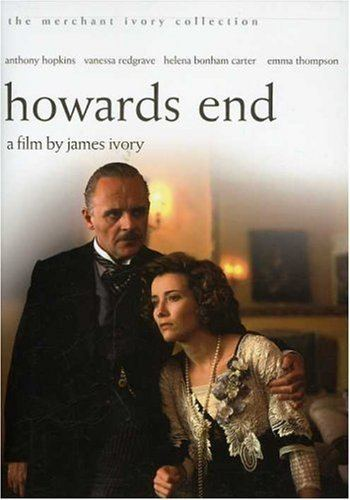 Howards End (film) Amazoncom Howards End The Merchant Ivory Collection Anthony