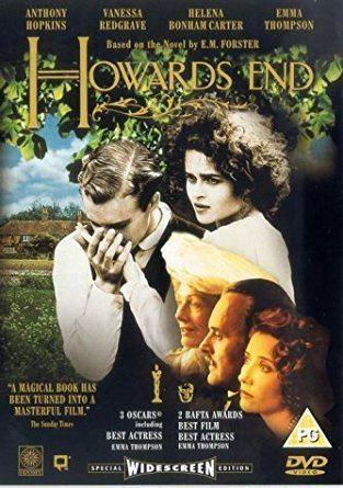 Howards End (film) Howards End 1992 DVD Amazoncouk Anthony Hopkins Vanessa