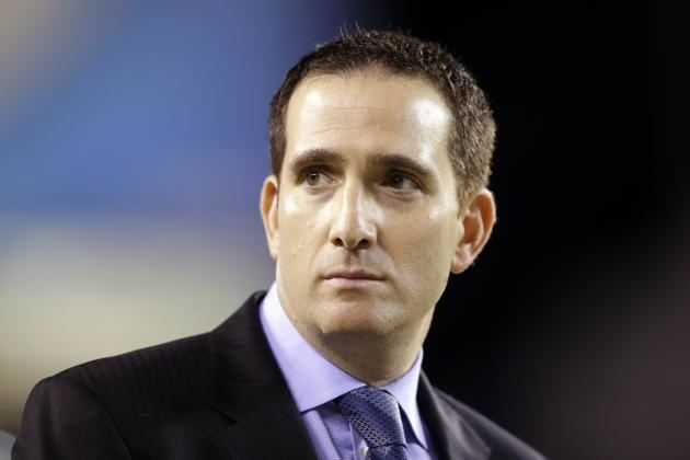 Howie Roseman How Howie Roseman Went from Unpaid Intern to NFL39s