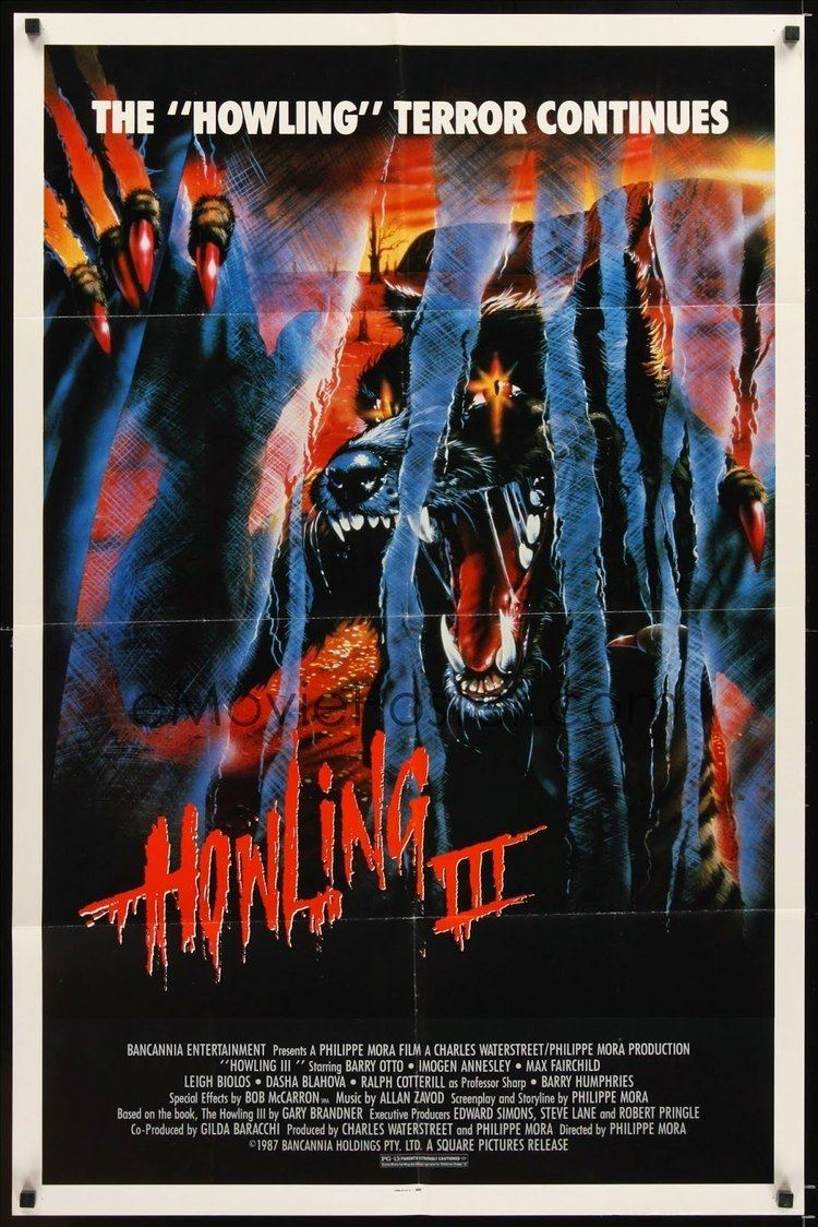 Howling III Howling III The Marsupials1987 Movie Review 12 YouTube