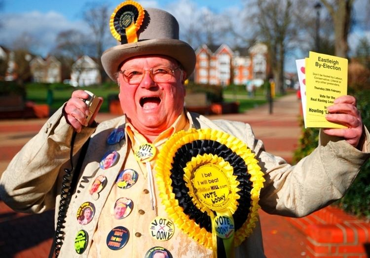 Howling Laud Hope Alan Howling Laud Hope Monster Raving Loony William
