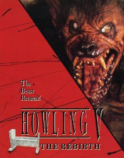 Howling V: The Rebirth Daily Grindhouse THE HOWLING WEEK HOWLING V THE REBIRTH