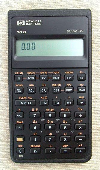 HP-10B