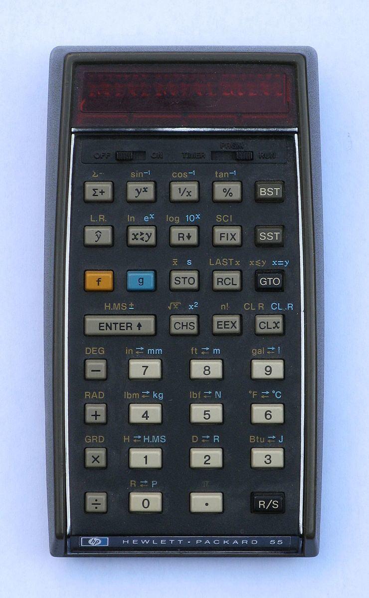HP-55
