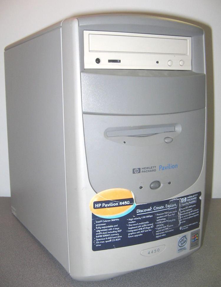 HP Pavilion (computer)