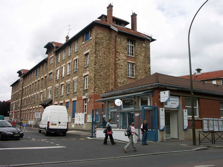 Hôpital Paul-Brousse