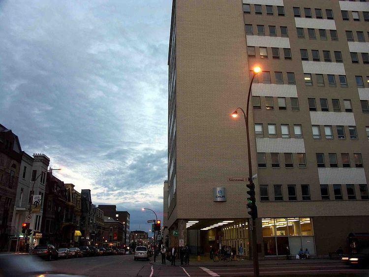 Hôpital Saint-Luc