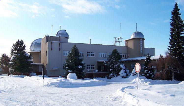 Hradec Králové Observatory