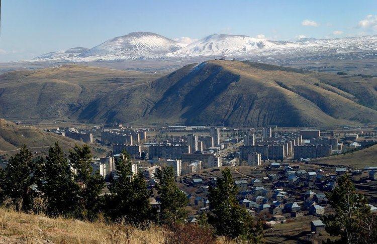 Hrazdan Beautiful Landscapes of Hrazdan