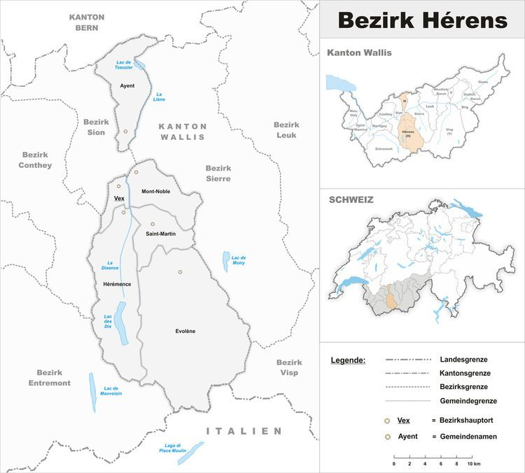 Hérens (district)