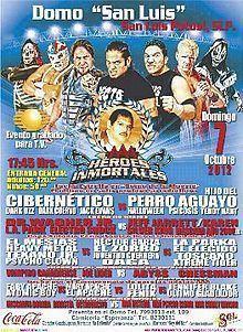 Héroes Inmortales (2012) httpsuploadwikimediaorgwikipediaenthumbf