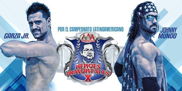 Héroes Inmortales X Denigrando La Lucha Libre Ernesto Chavana En Heroes Inmortales X