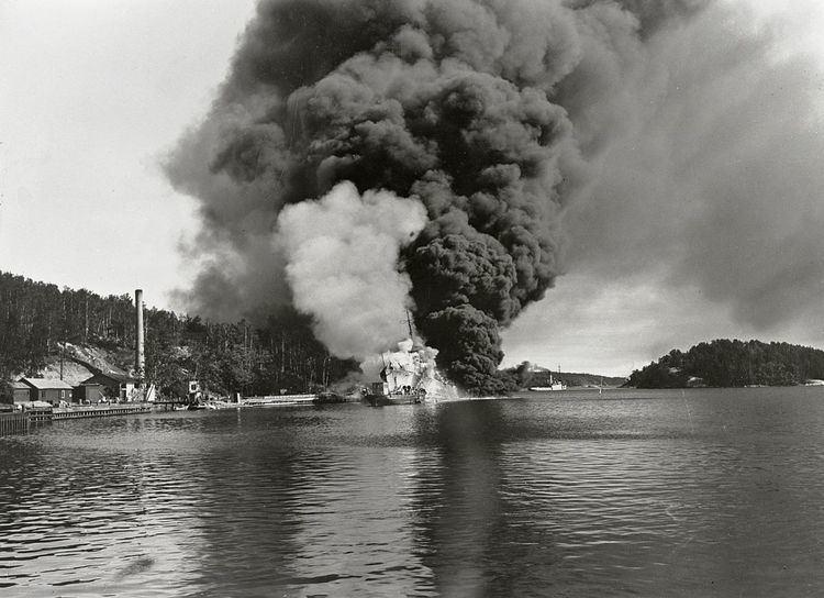 Hårsfjärden disaster